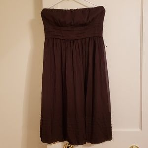 Strapless J. Crew dress, 10